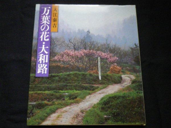 画像1: 万葉の花・大和路 入江泰吉 (1)
