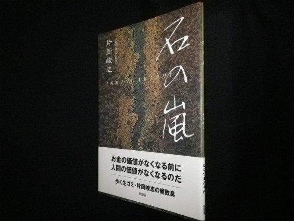 画像1: 石の嵐 片岡峻志 (1)