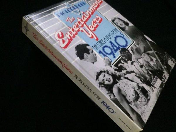 画像1: The Entertainment Years:The Stars &Film of The 1940s/Mark Lewis (1)