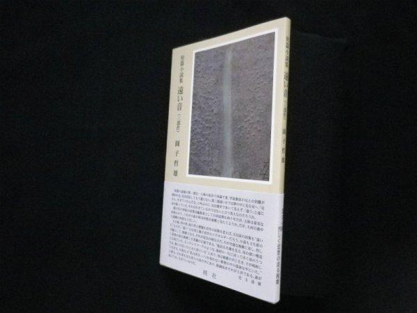 画像1: 短編小説集 遠い音 圓子哲雄 (1)